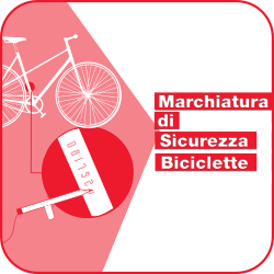 Servizio marchiatura biciclette